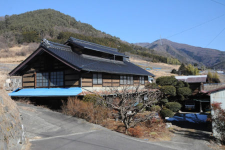 鶴田家住宅