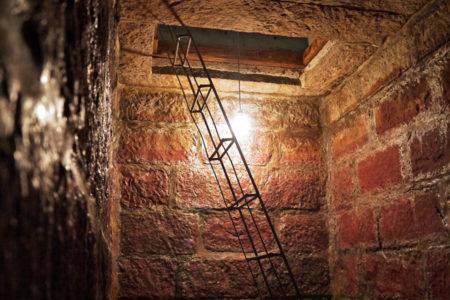 ルミエール旧地下発酵槽